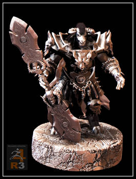 Minotaur Knight