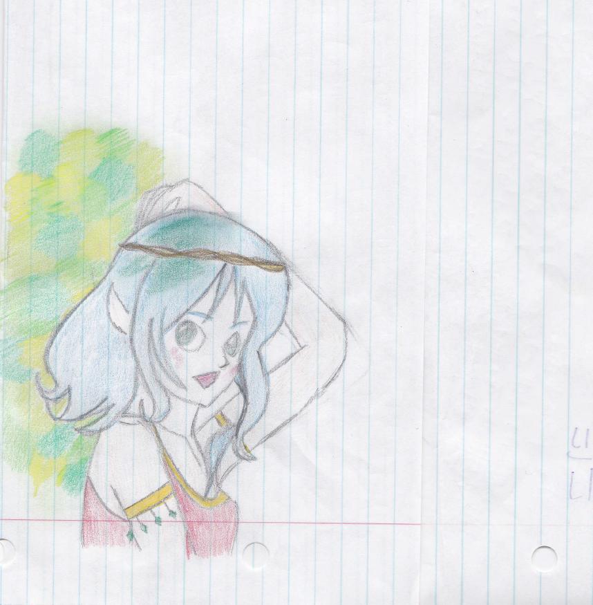Elf girl
