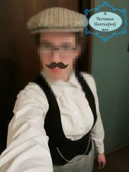 A Victorian Gentle(wo)man
