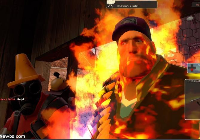 Burning Sensation! by Via12345