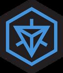 Resistance Faction-Converted Ingress Logo