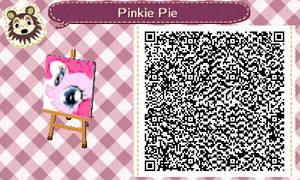 Pinkie Pie ACNL Design
