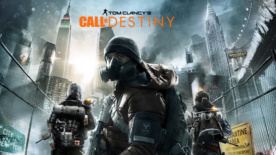 Tom Clancy's The Division - Call of Destiny by MisterAlex