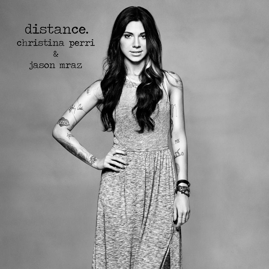 Christina Perri Ltd Edition Picture Cd Disc Display | Gold
