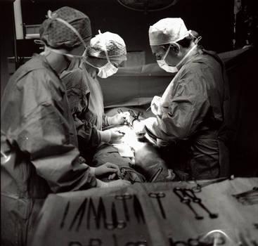 Surgery is still scary.. by MrAngel