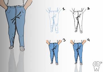 Sketch131 (amazon Pants)