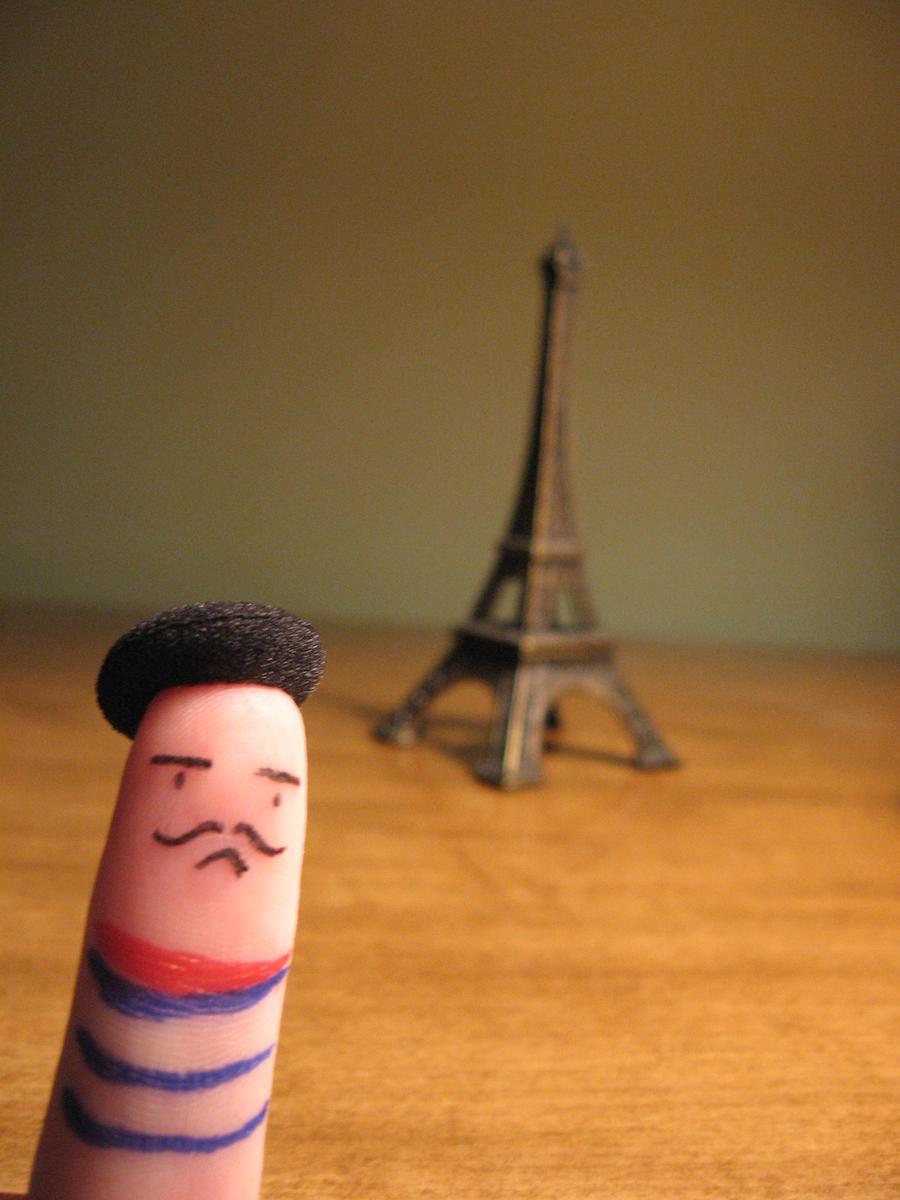 Le Finger by onjibarulo