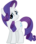 Rarity Has Something to Say