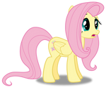 Confused Fluttershy