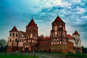 Mirsky Castle