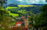 Rozmberk-nad-Vltavou