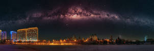 Izmailovo Milky Way