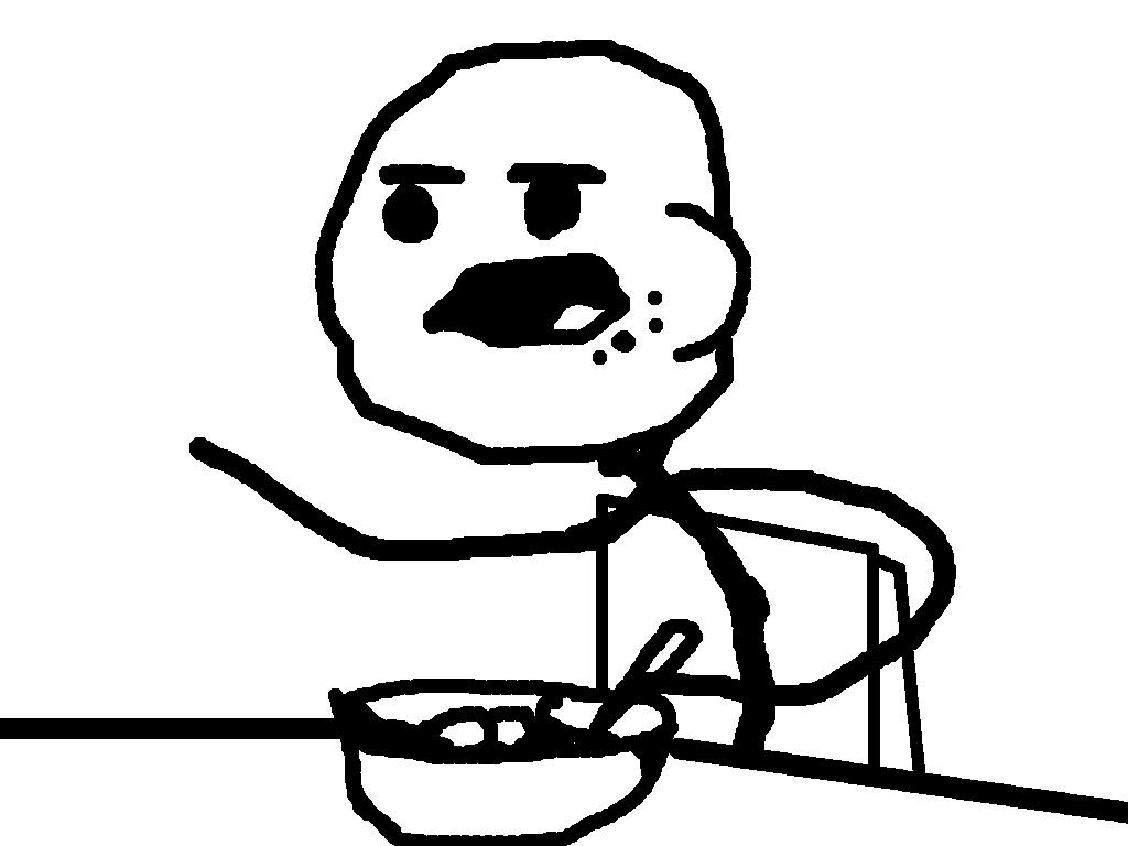 cereal meme wallpaper - photo #6