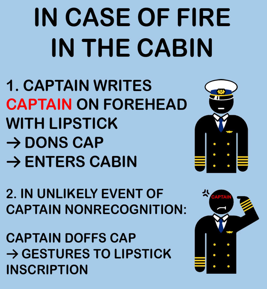 T-shirt: Captain Dons Cap by MoriNoYosei