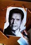 Arnold Schwarzenegger (unfinished)