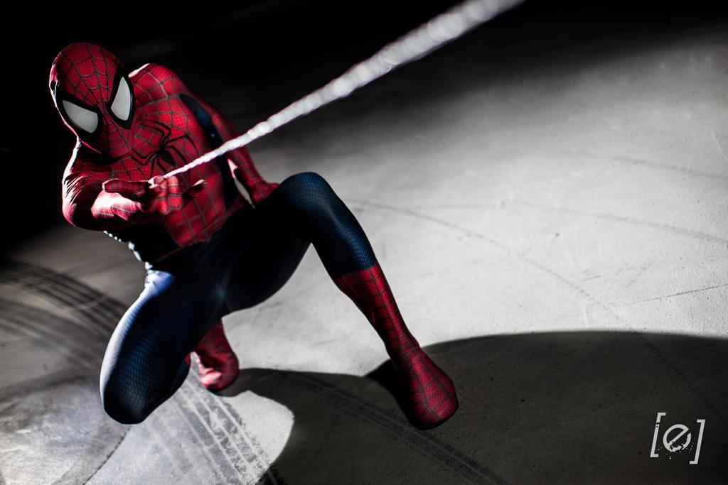The Amazing Spider-man by eckyreyes