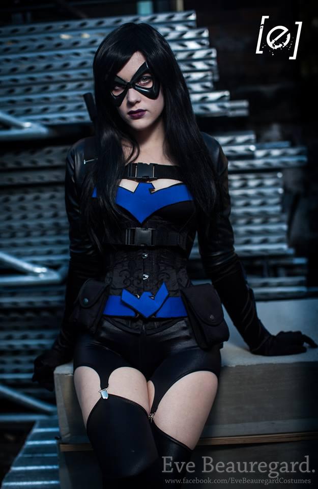 Nightwing by eckyreyes