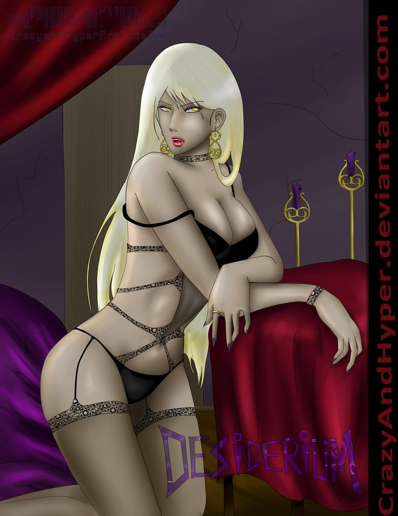 Elegia, the queen by CrazyAndHyper