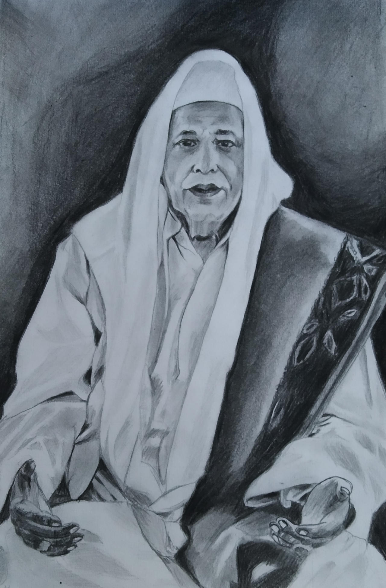 Habib Luthfi Bin Yahya By Lordshinji On Deviantart