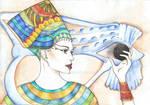 Egypt_Queen by AoraPL