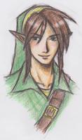 Zelda anime fan art