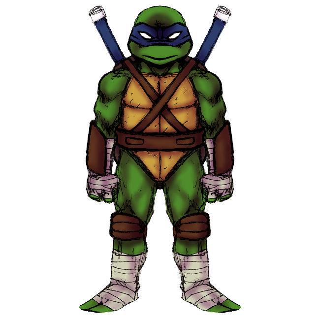 Leonardo -  Teenage Mutant Ninja Turtle