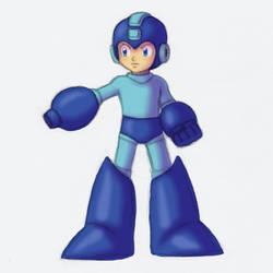 Fight Mega Man, for everlasting peace!