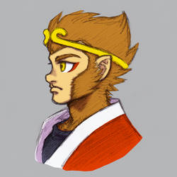 Sun Wukong, the Monkey King - Journey to the West