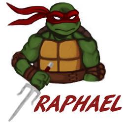 Raphael - Teenage Mutant Ninja Turtles
