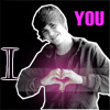 People heart Justin Bieber by MadTinkerbell
