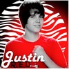 Justin Bieber goes REDzebra by MadTinkerbell