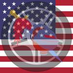 Colonel Knight Rider American Pride Logo