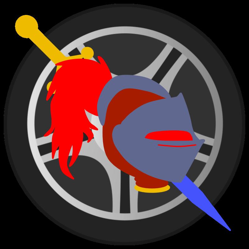 Colonel Knight Rider Logo, 2019 Edition