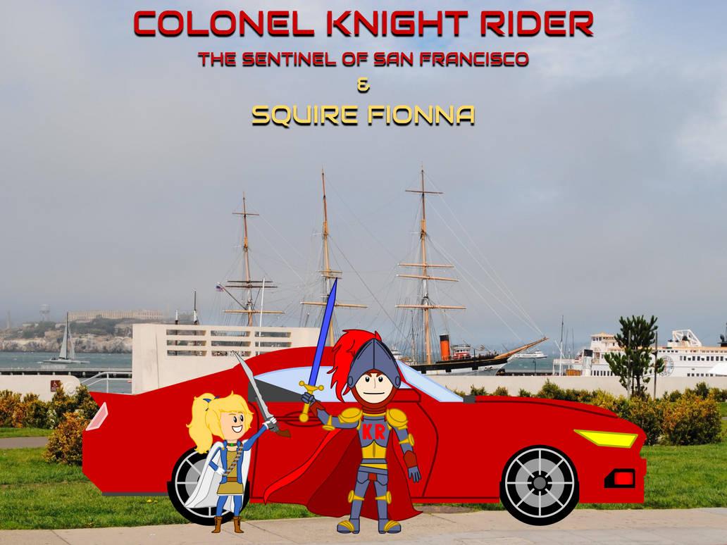 CKR + Squire Fionna Intro Pic 2021