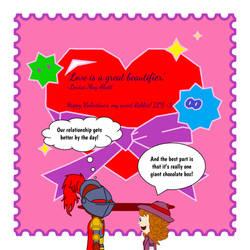 Valentine by the Deadline