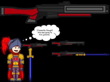 Ever Glory Javelin Carbine Rifle