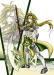 [CLOSED] Elf Warrior