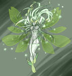 [CLOSED AUCTION] Wind nymph