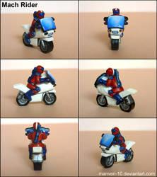 Mach Rider (Take #2)