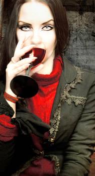 Trink das Blut Der Ewigkeit