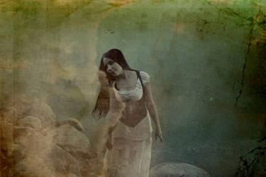 Under the darkened ancient veil