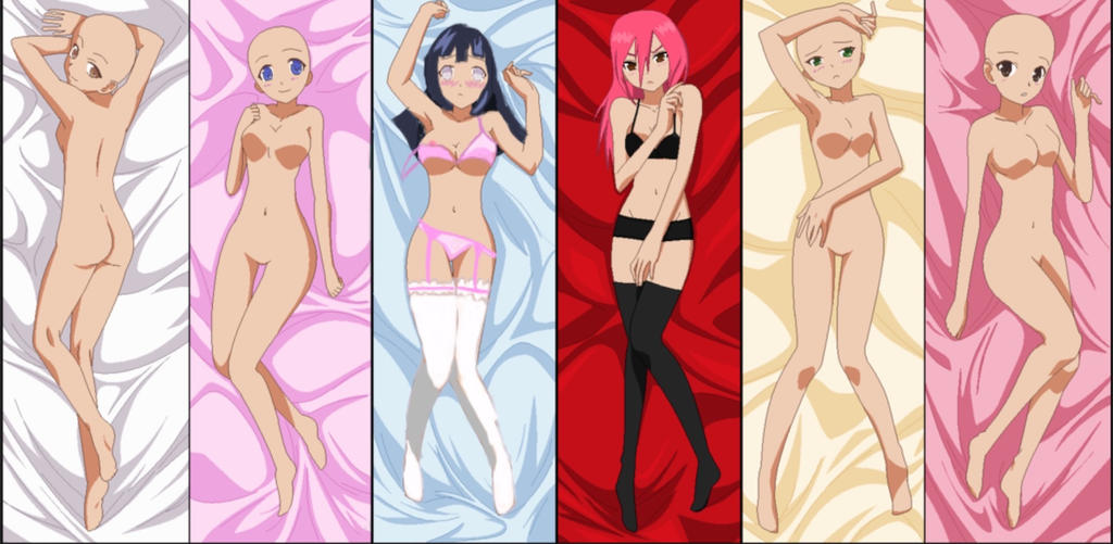 Naruto girls OPEN COLLAB with CLG bases by Hyperfusion888