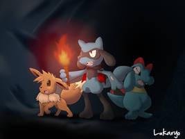 Scary Dungeon by Lukkaryo