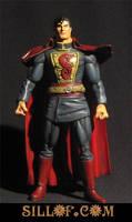 Gaslight Superman by sillof