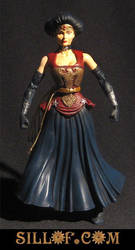 Gaslight Wonder Woman by sillof