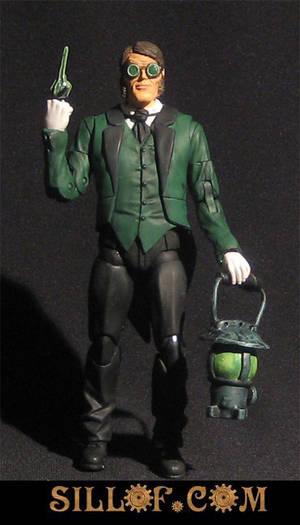 Gaslight Green Lantern