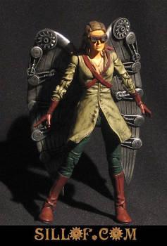 Gaslight Hawkgirl