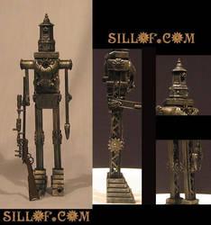 Steam Wars Ignatius by sillof
