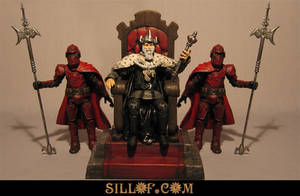 Steam Wars:Emperor Palenthorpe by sillof