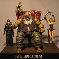 Steam Wars: Jasper's Court by sillof
